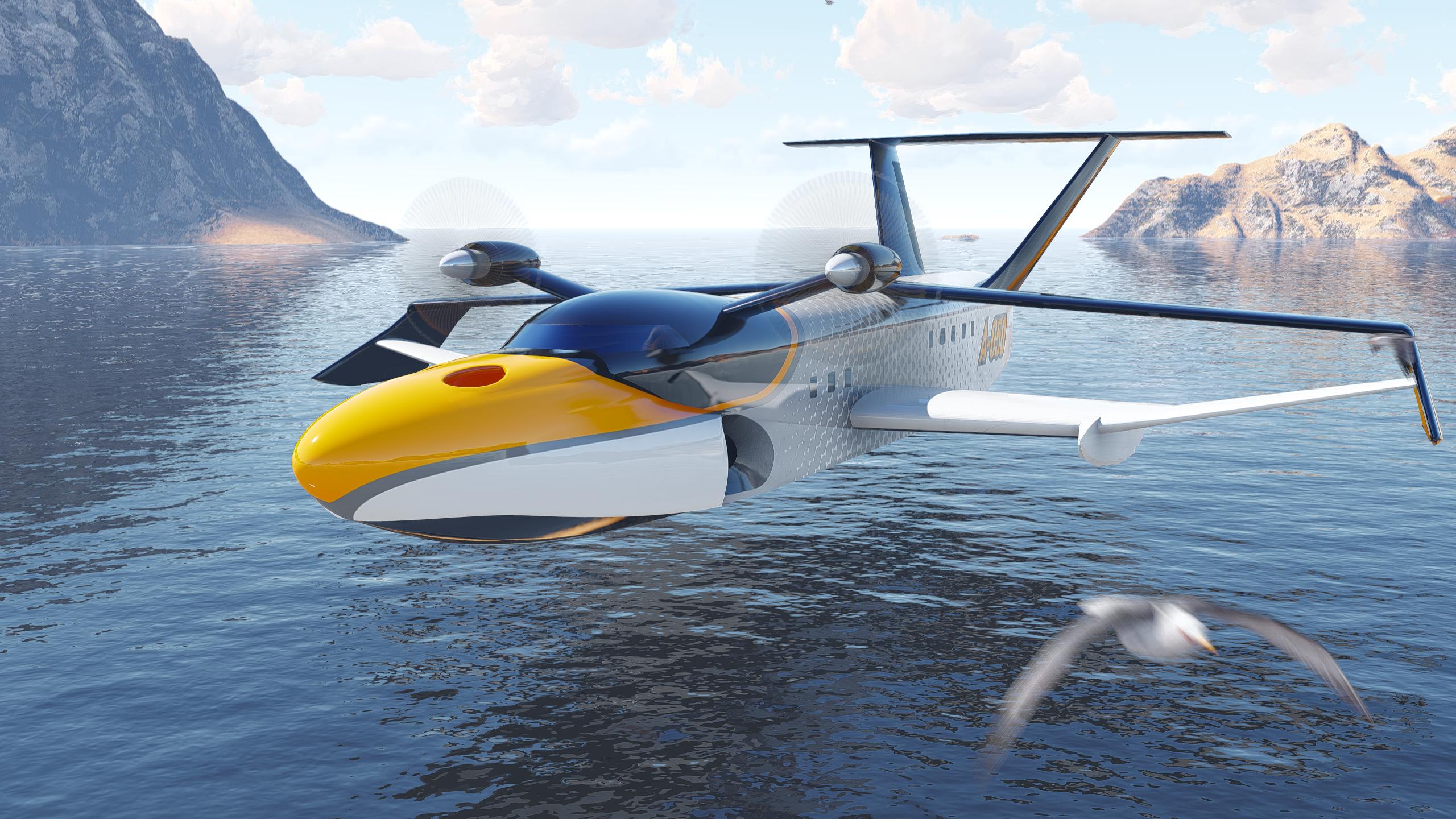 Design And Creation Of Innovative Multipurpose High Speed Transport